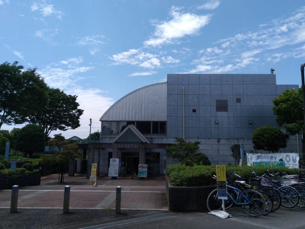秋葉台公園プール|神奈川県藤沢市の温水プール